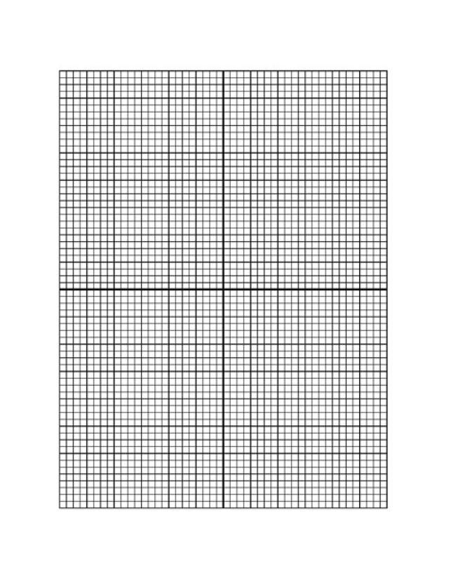 Downloadable Graph Paper  Graph Paper