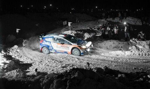 WRC Sweden