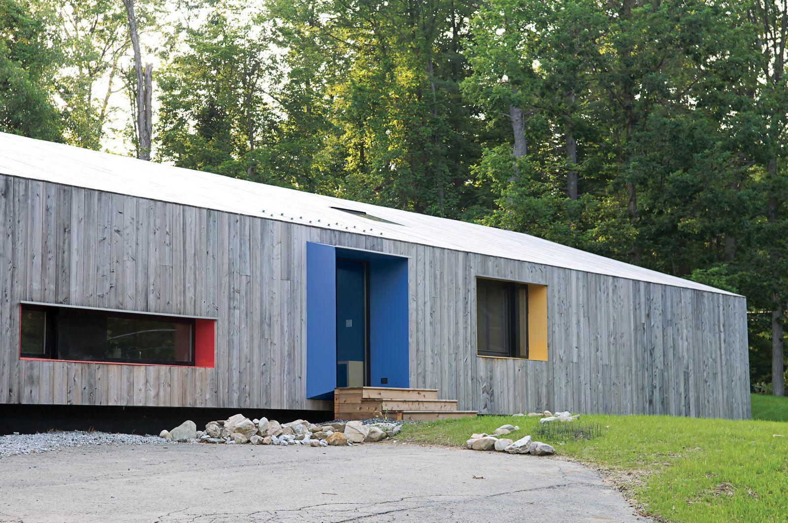 Pull house in great barrington massachusetts modern window design modern house design