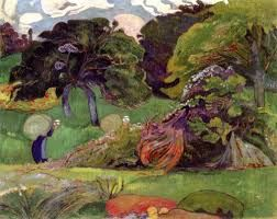 Two Laundresses by a Waterfall. Paul Serusier ...