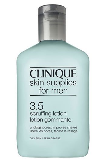 Clinique Skin Supplies for Men Scruffing Lotion is the best toner I have used in my life. As a man who was plagued by severe acne, I've had a lot of experience with toners and this is the hands down winner. Thanks Clinique for my free, regular supply!
