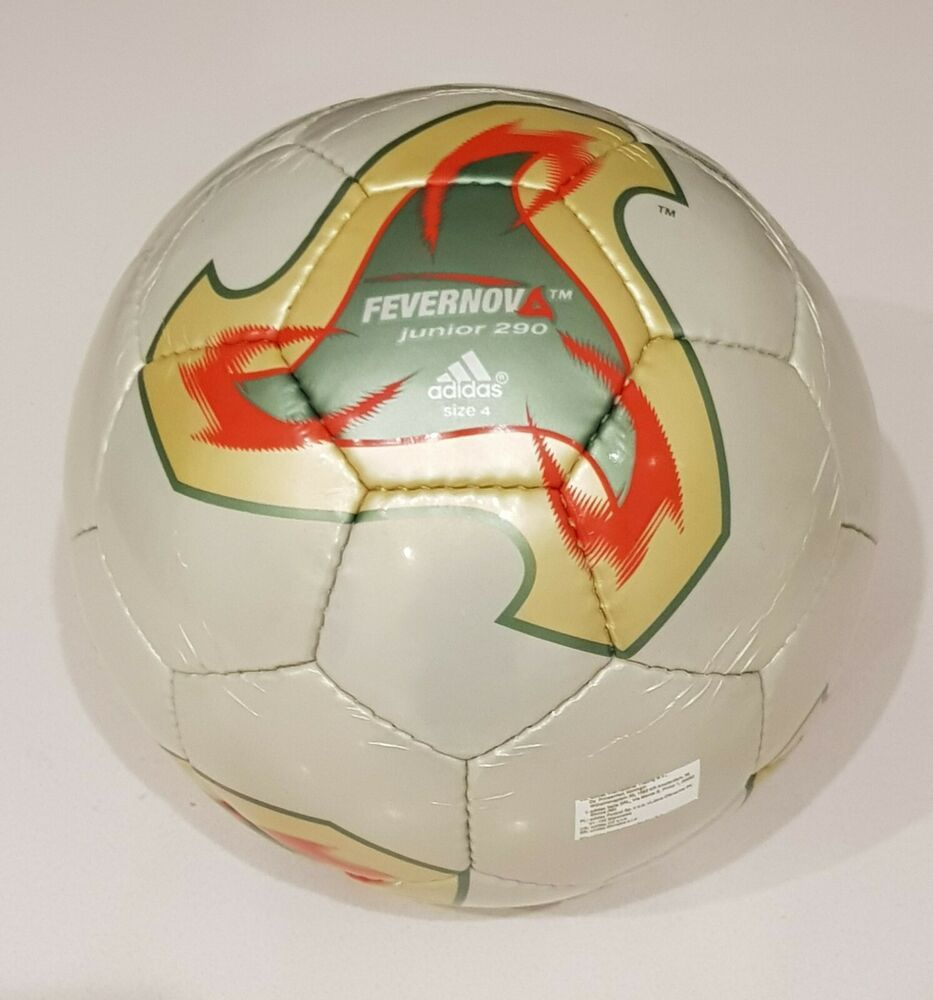 Rosa Rebelión Bebé  ADIDAS FEVERNOVA 2002 WORLD CUP FOOTBALL SOCCER BALL B-GRADE AZTECA TELSTAR  SZ 4 #adidas | 2002 world cup, Soccer ball, Soccer