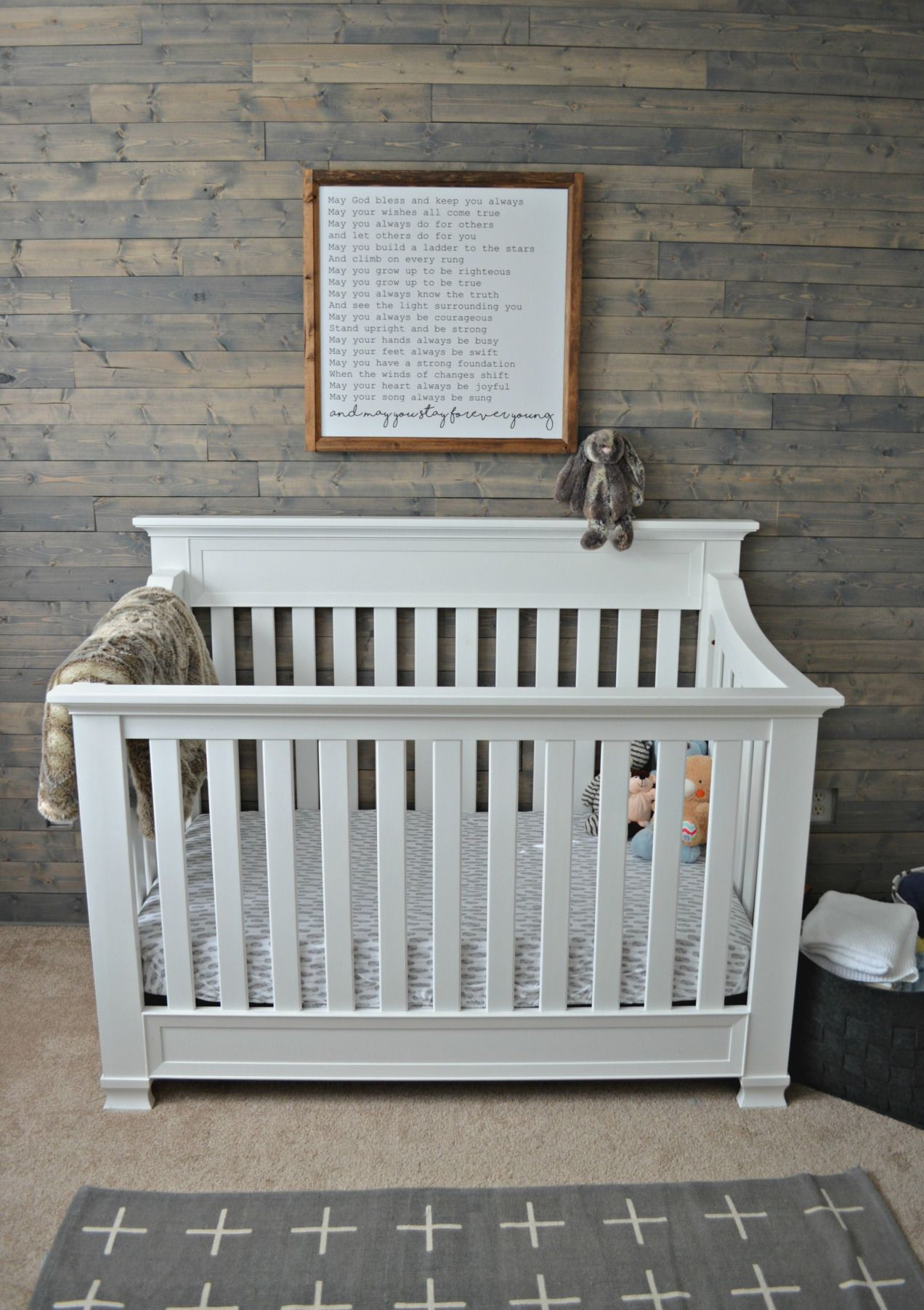 Amazing Boy Nursery: Woodsy Nursery, Nursery, Rustic Nursery