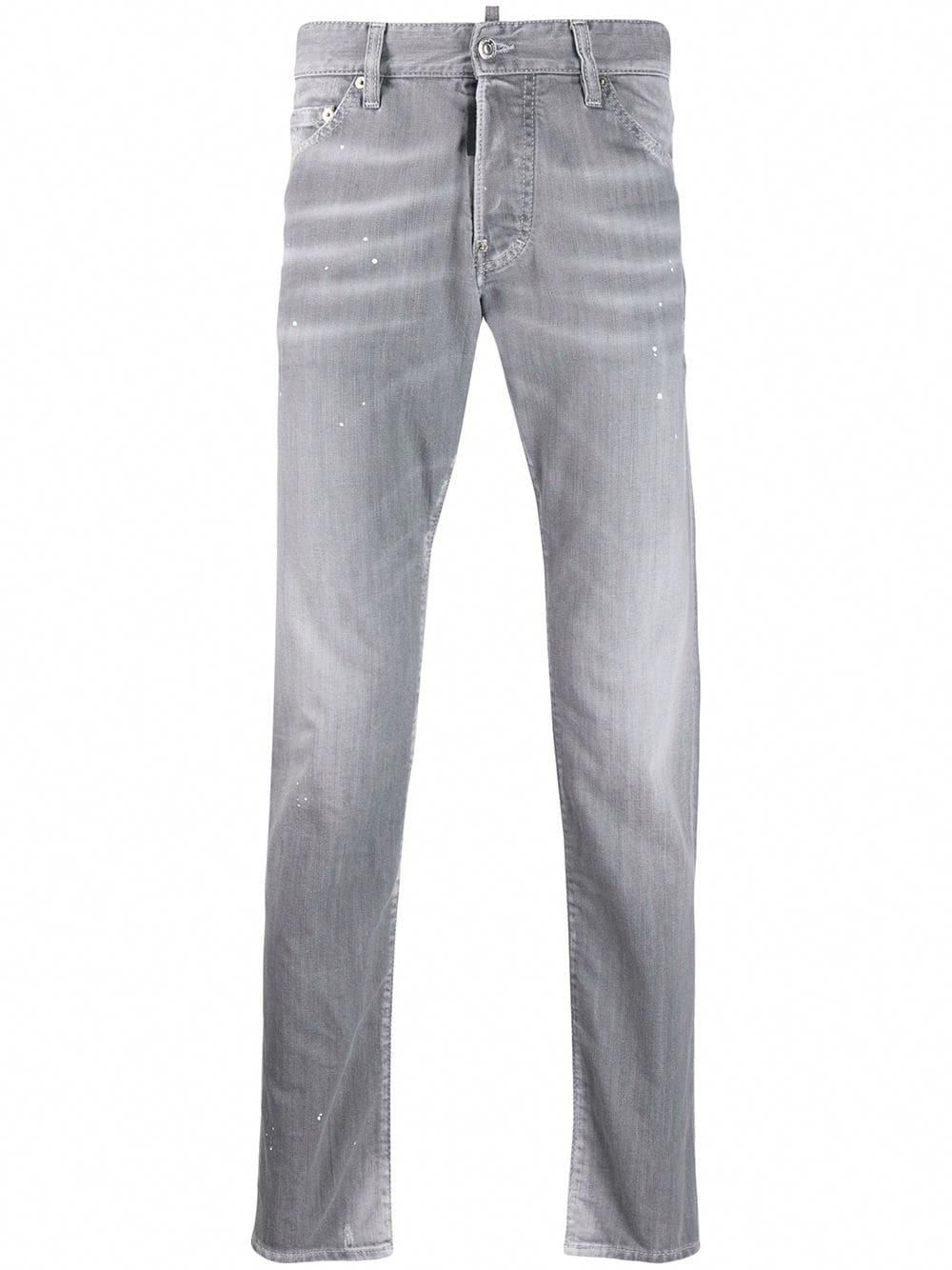 Dsquared2 Classic Straight Jeans