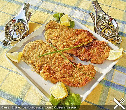 Schnitzel u2013 beliebtes Rezept bei Groß und Klein Chefkoch - kochrezepte deutsche küche