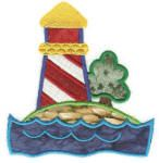 Down by the Bay Applique