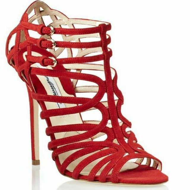 Red #brianatwood #thesexisintheheel #Padgram