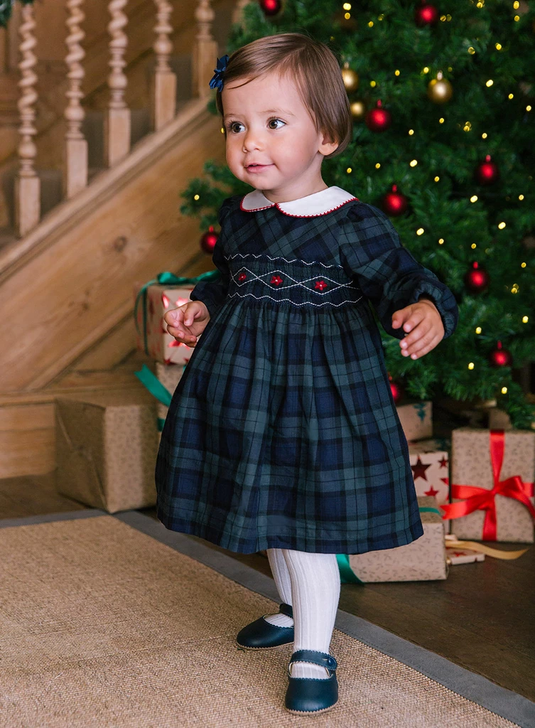 Baby Girls Dresses | Trotters Childrenswear