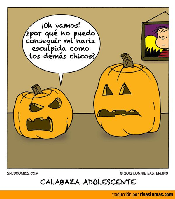 Calabaza Adolescente Spanish Jokes Spanish Memes Spanish Posters