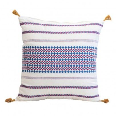 How To Wash Throw Pillows Without Removable Cover Jamini Anouk Woven Cushion 40X4040X65 Details  Cotton Zip Hand