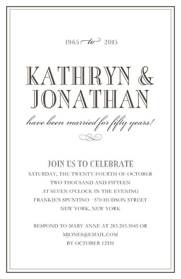 Everlasting Affair Letterpress Anniversary Invitations In White East Six Anniversary Invitations Stationery Cards Wedding Anniversary Celebration