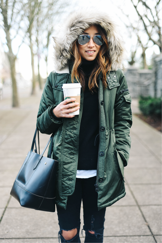 Parka Game Going Strong