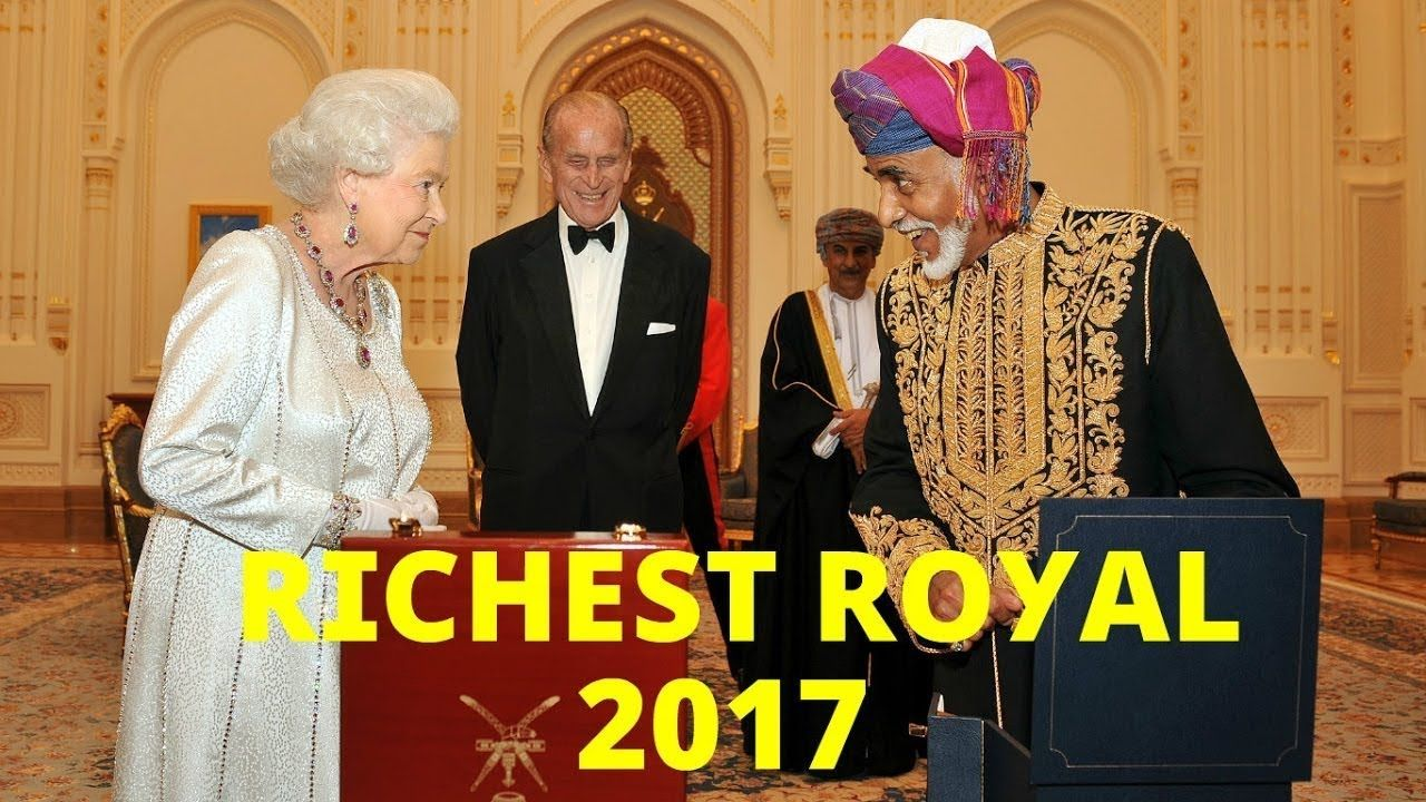 Top 10 Richest Royal Families In The World | TopTeny.com