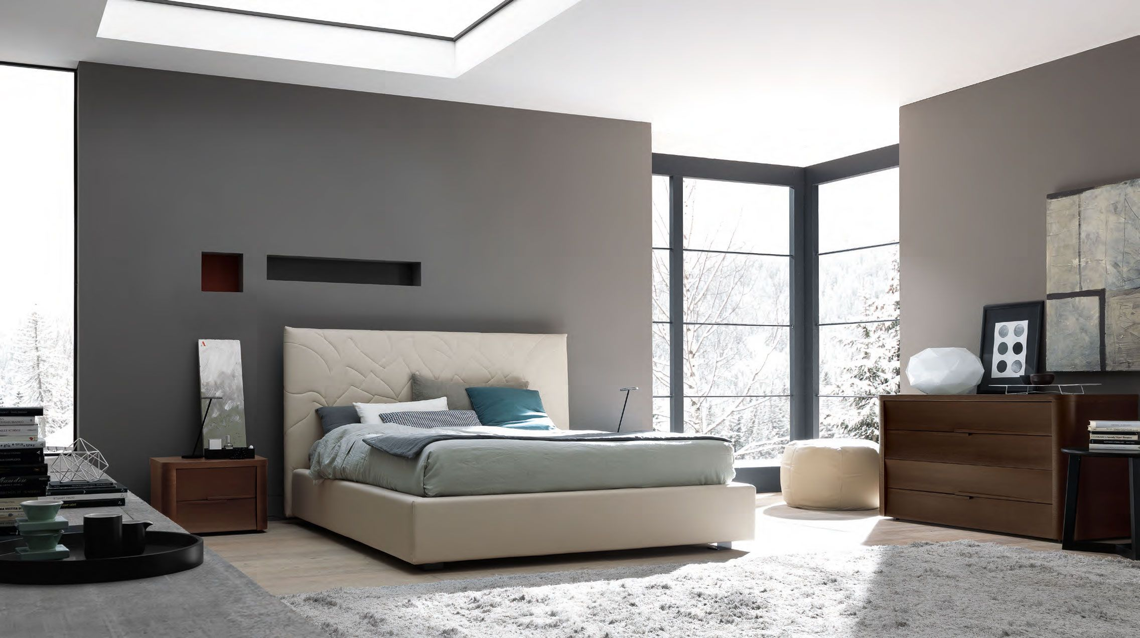 Amazing modern contemporary bedroom furniture