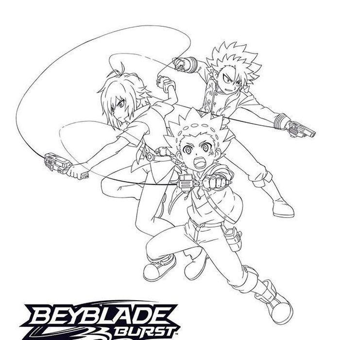 Beyblade Burst Coloring Pages Valtryek In 2020 Cartoon Coloring Pages Coloring Pages Coloring Books