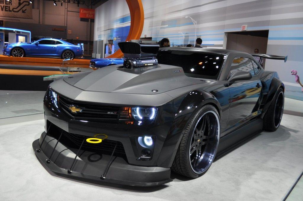 2017 Chevy Camaro