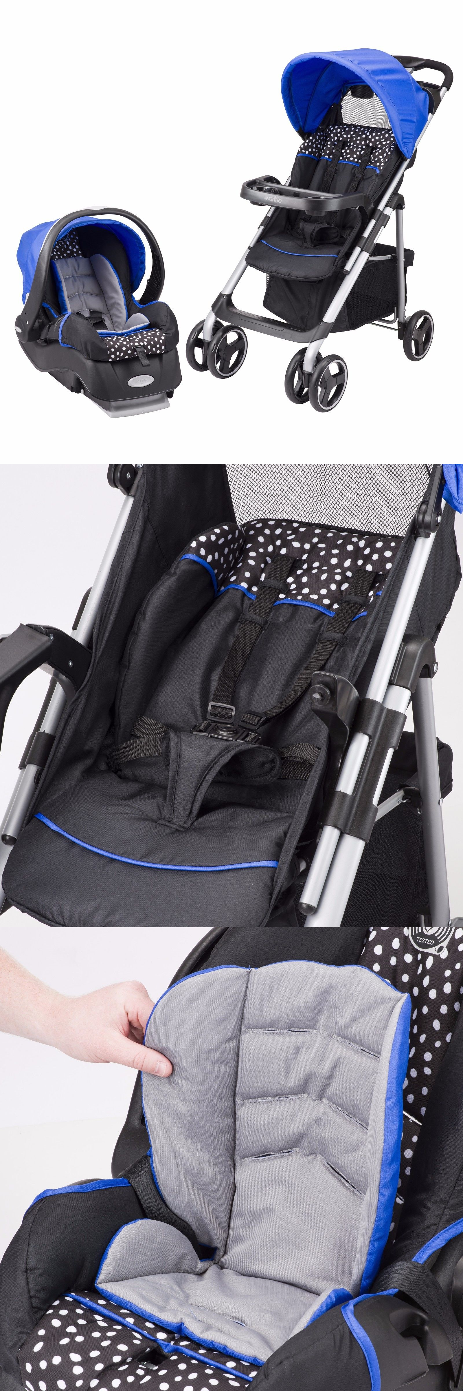 baby kid stuff Baby Stroller And Car Seat Combo Toddler
