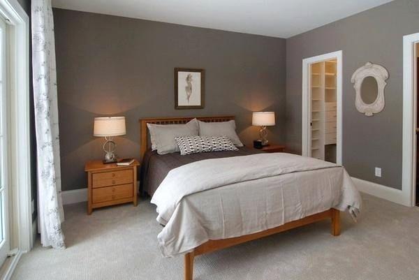 Entspannende Farben Für Eine Schlafzimmer #Schlafzimmer