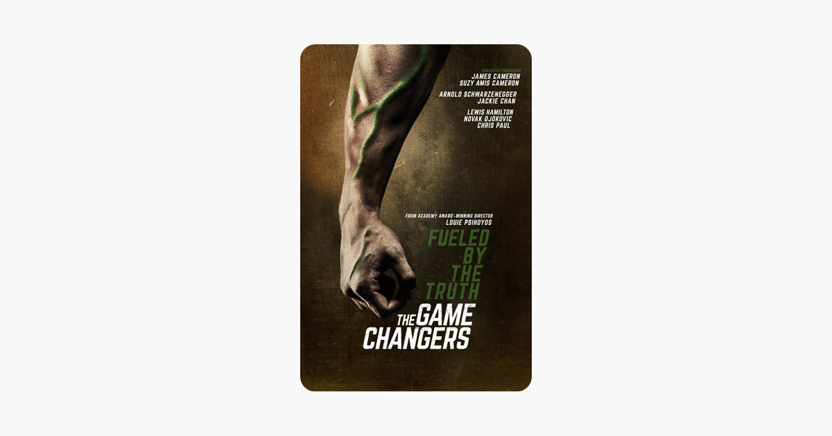 The Game Changers Louie Psihoyos Game Changer Games Documentaries