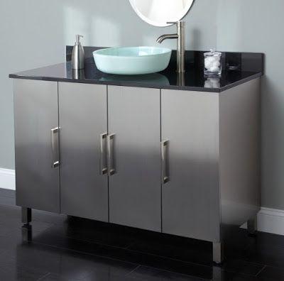 bathroom vanity with metal legs di 2018 news home ideas rh pinterest com Vanity Base with Legs Bathroom Sinks with Metal Stands