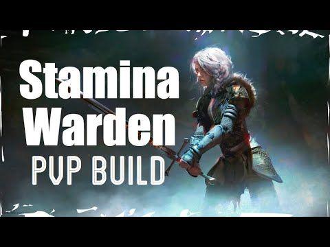 Stamina Warden PVP Build - ESO Murkmire | techlush+gamernews in 2019