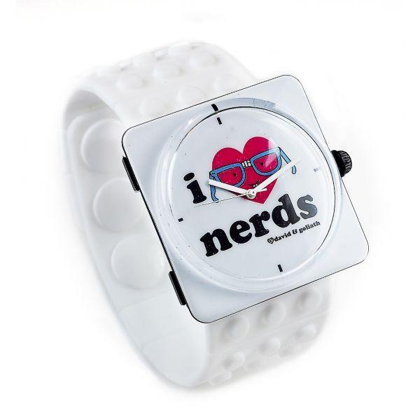 I Love Nerds Candy Watch - David and Goliath Tees #davidandgoliathtees