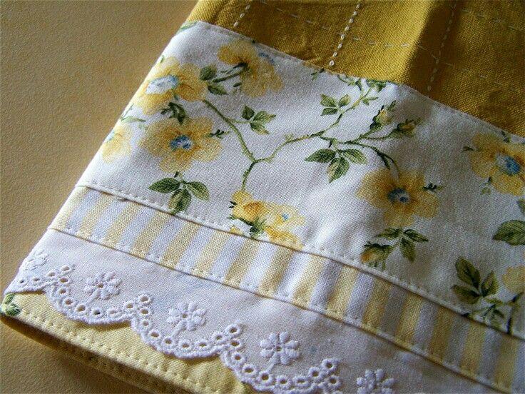 Idee Cucito Per Il Bagno : Pin di dawn tomlinson su tea towels pinterest moda