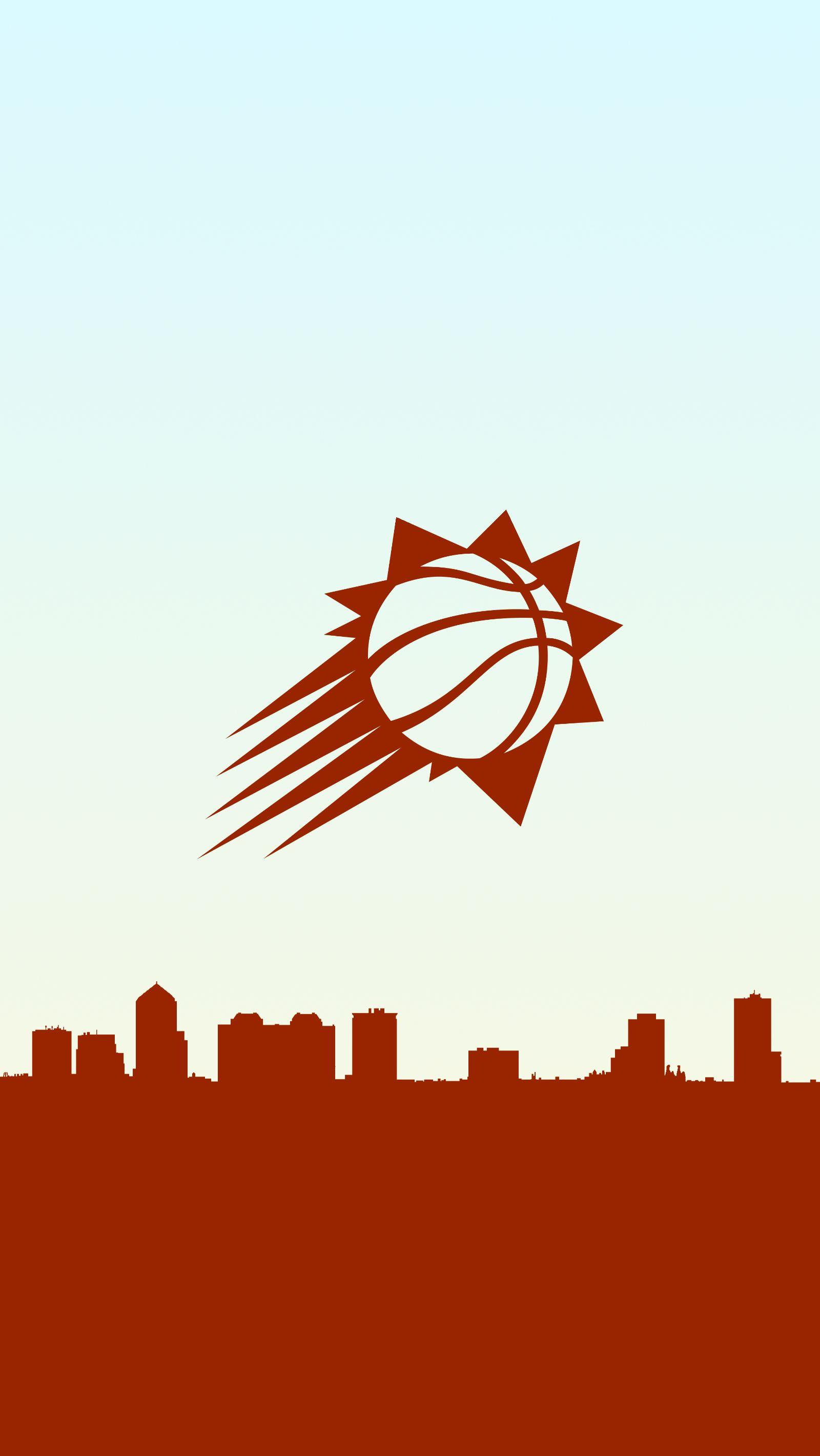 Phoenix Suns Basketball Phone Background Basketball Wallpaper Phoenix Suns Basketball Phoenix Suns