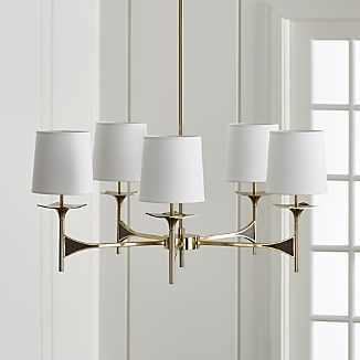 Our Stunning Kent Chandelier Pays Tribute To Mid Century Design With An Updated Sensibility