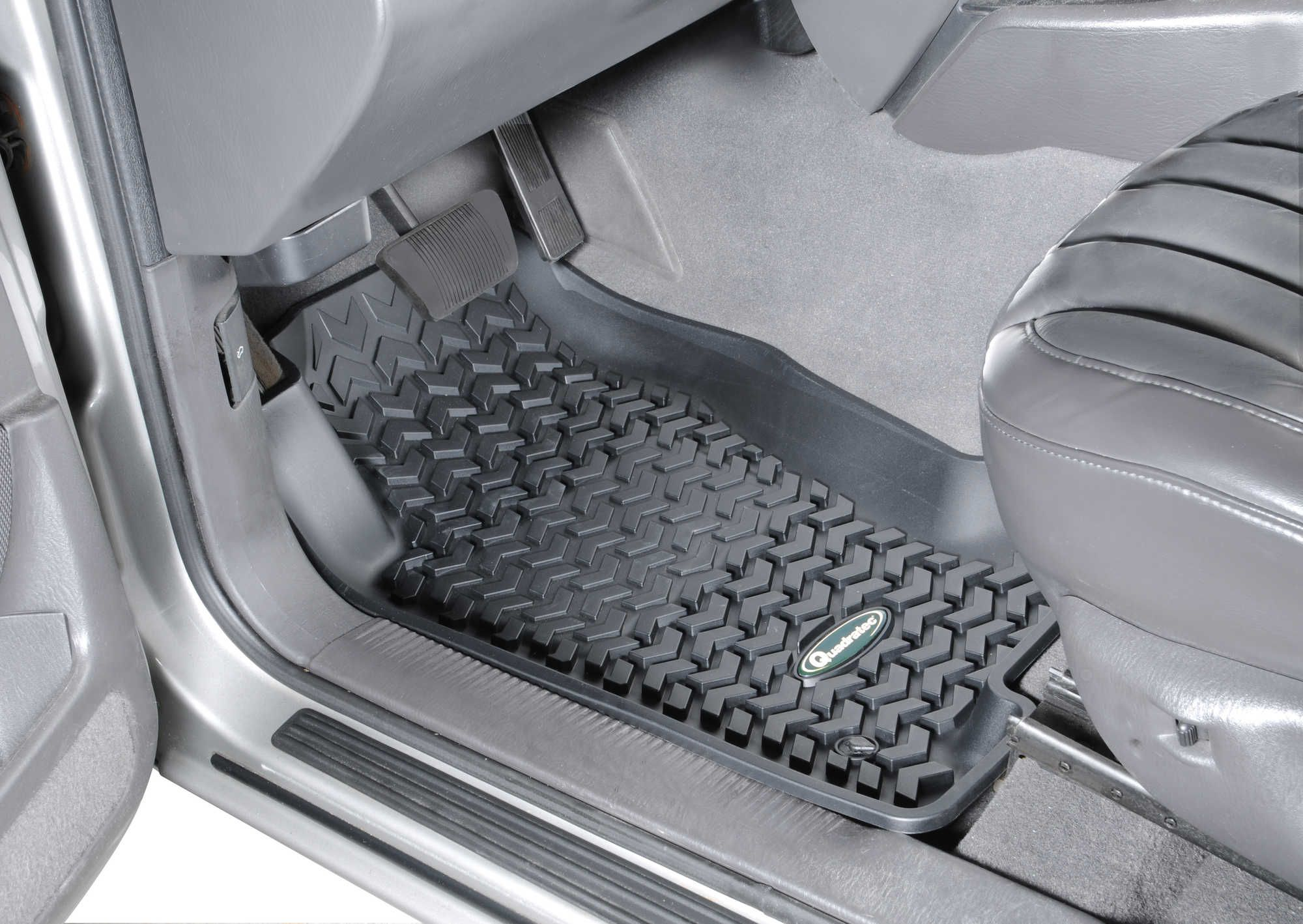 Ultimate All Weather Front Floor Liners For 99 04 Jeep Grand
