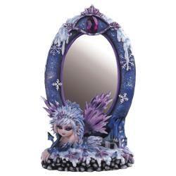 Winter Elf Fairy Mirror