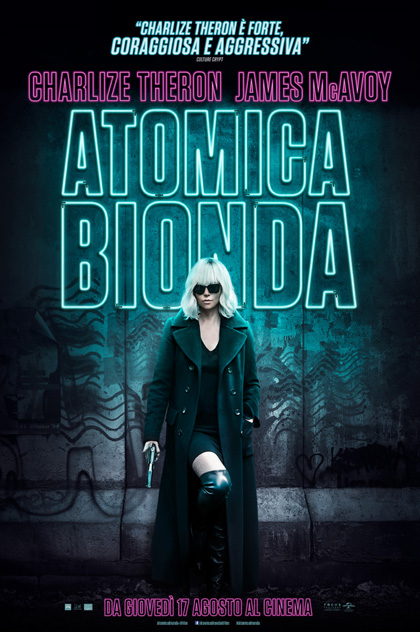Atomic Bomb 2017 David Leitch Atomica Bionda Usa Blonde Movie Free Movies Online Atomic Blonde