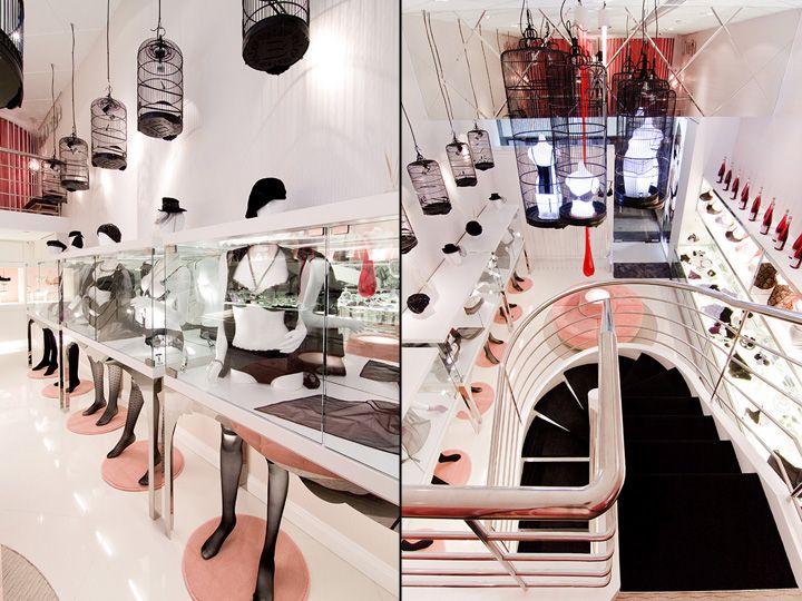 lingerie » Retail Design Blog