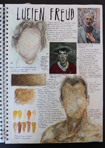 Image Result For Multi Level Front Steps: Image Result For Lucian Freud Gcse
