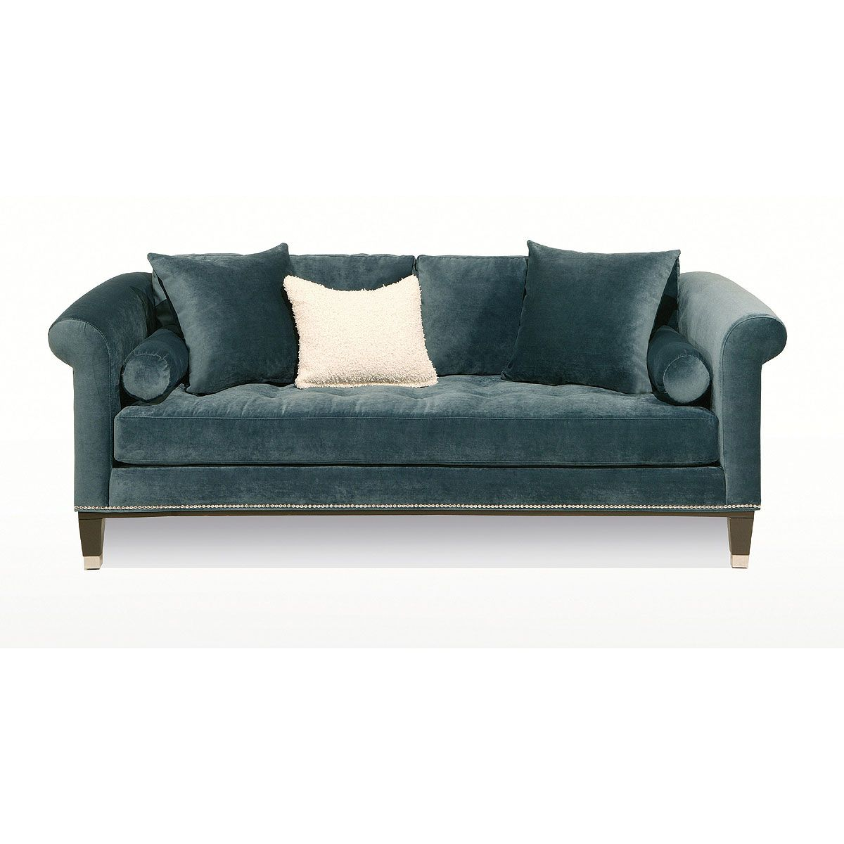 Attractive Beautiful Teal Sofa On Sale At RC Willey. Sadly, Dh Doesnu0027t Like