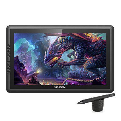 xp pen artist16 15 6 inch ips drawing monitor pen display drawing