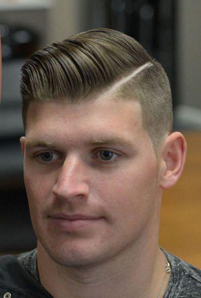 strong military haircuts