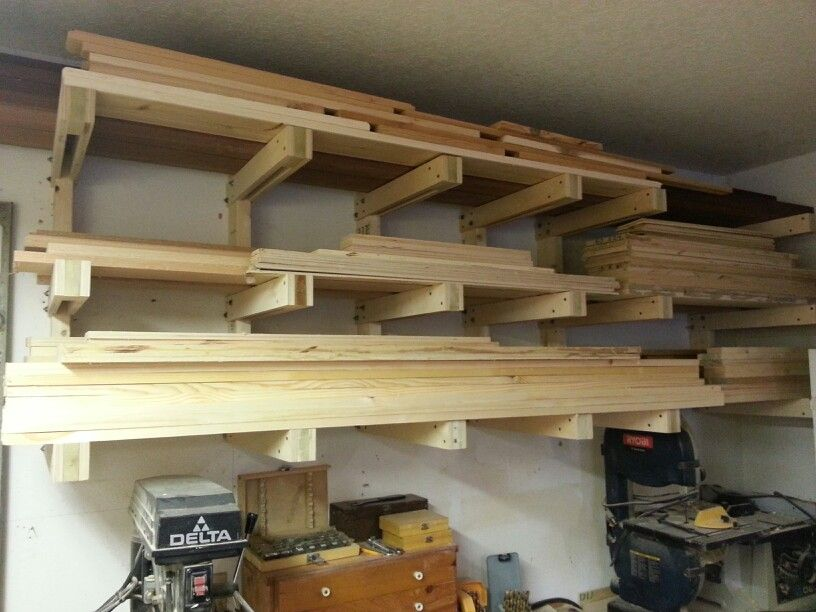 Garage Storage Solutions Diy Projects