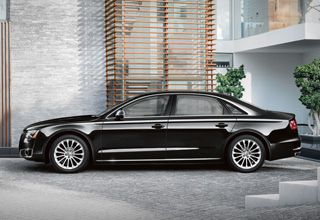 Audi A8 A New Benchmark In The Luxury Vehicle Category The A8