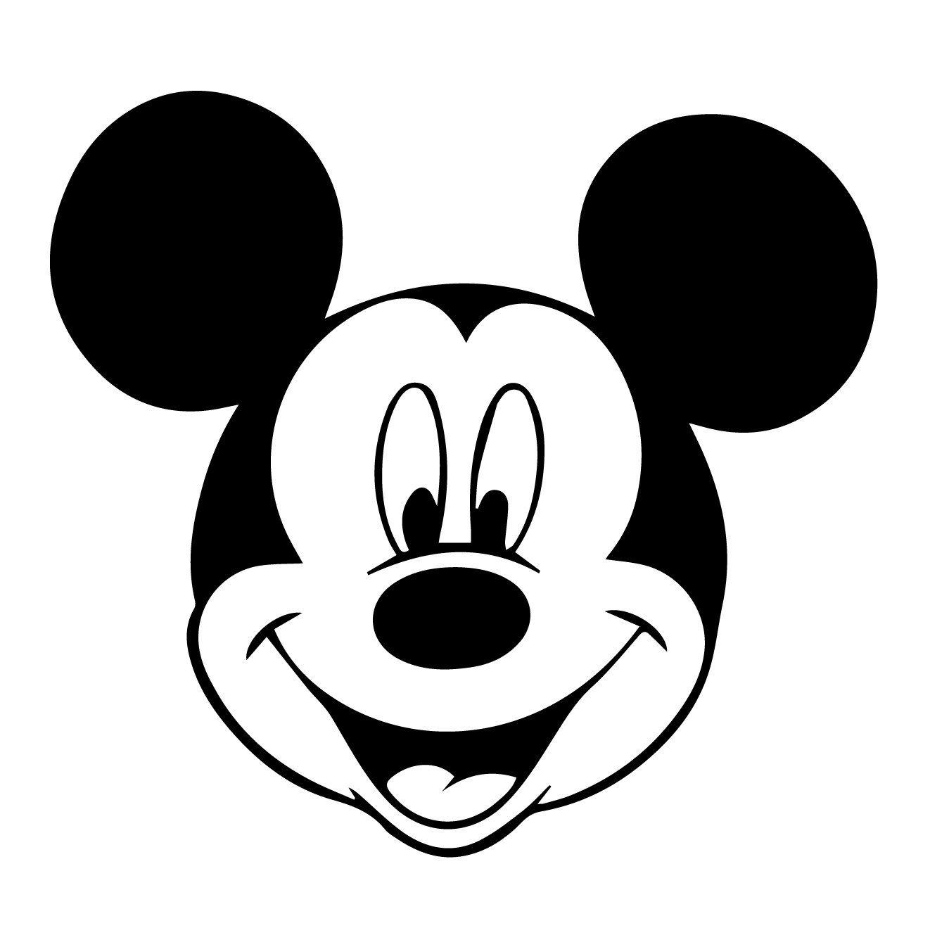 Mickey mouse svg,Walt disney eps, Mickey mouse silhouette,Walt ...