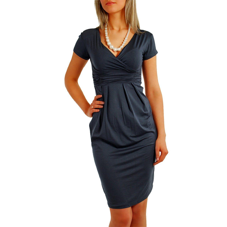 Sexy ladies short sleeve dress stretch summer dress sizes smlxl