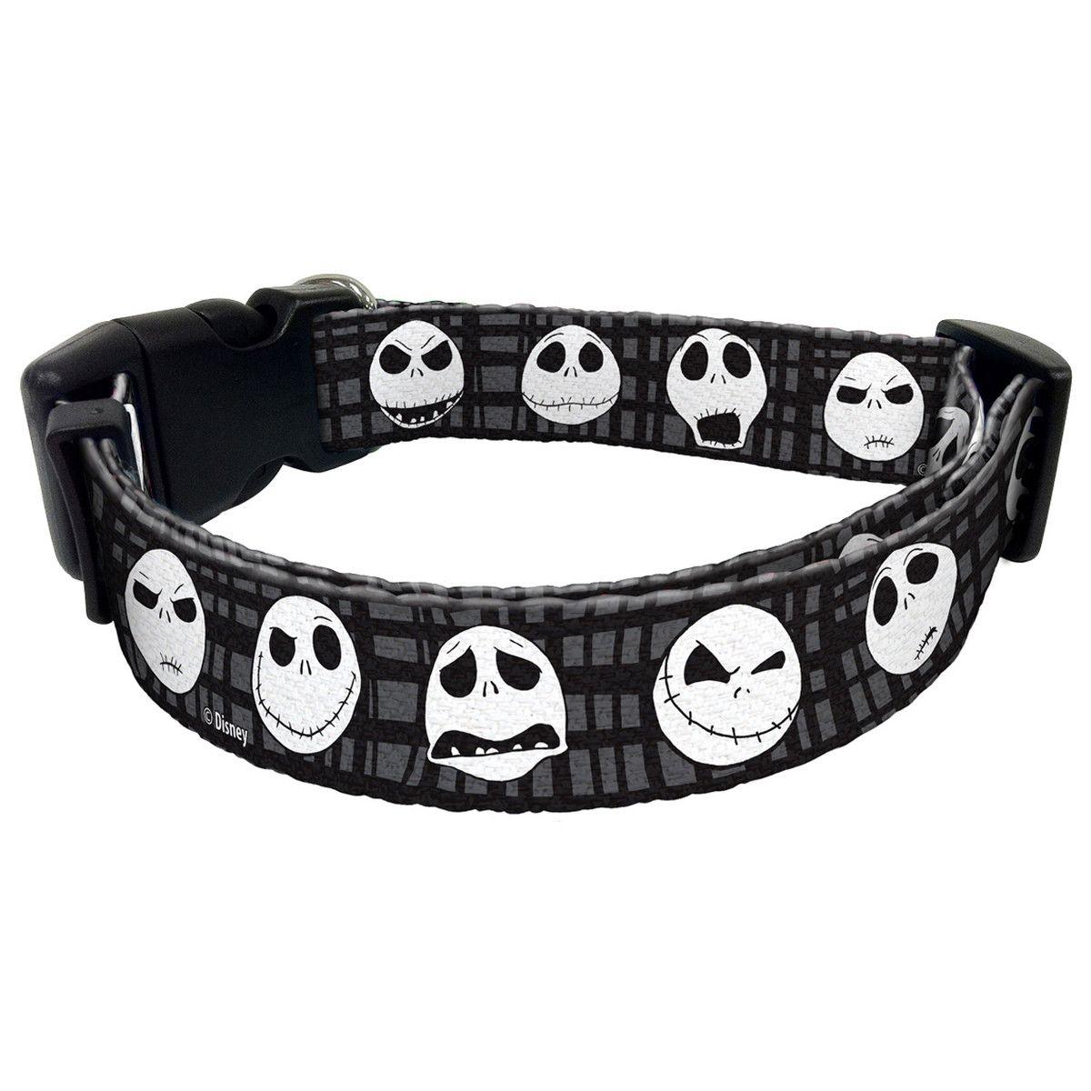 Disney Jack 1in Collar by Platinum Pets Jack skellington