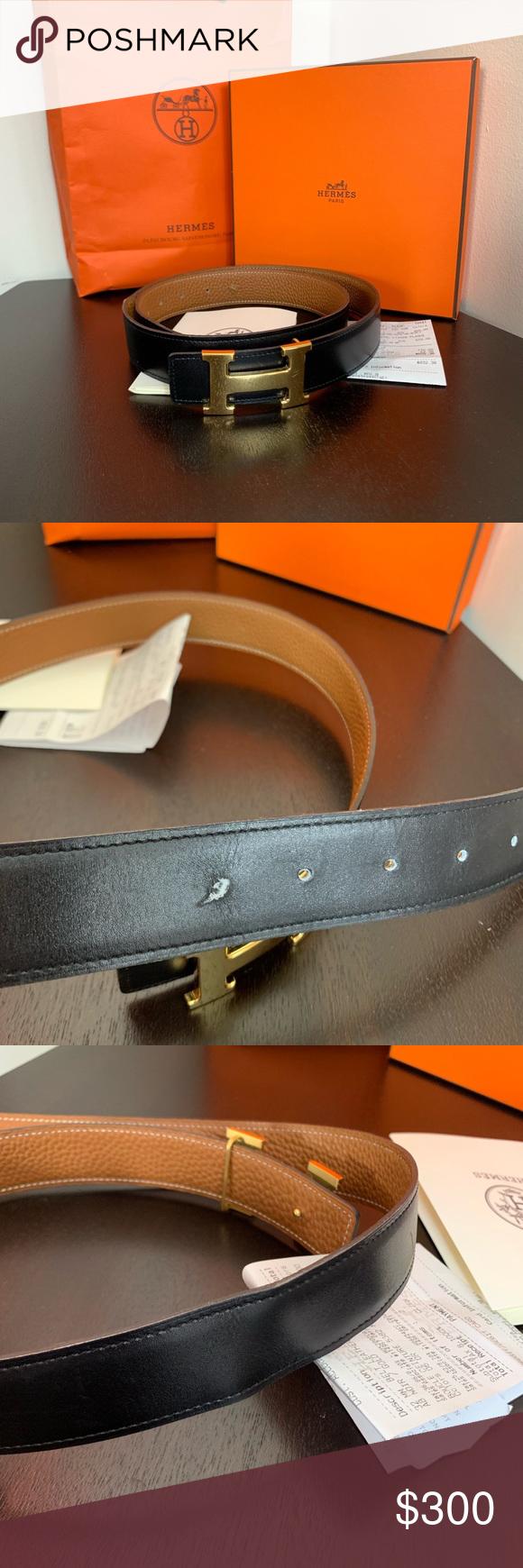 Authentic Women S Hermes Belt Hermes Belt Belt Hermes Accessories