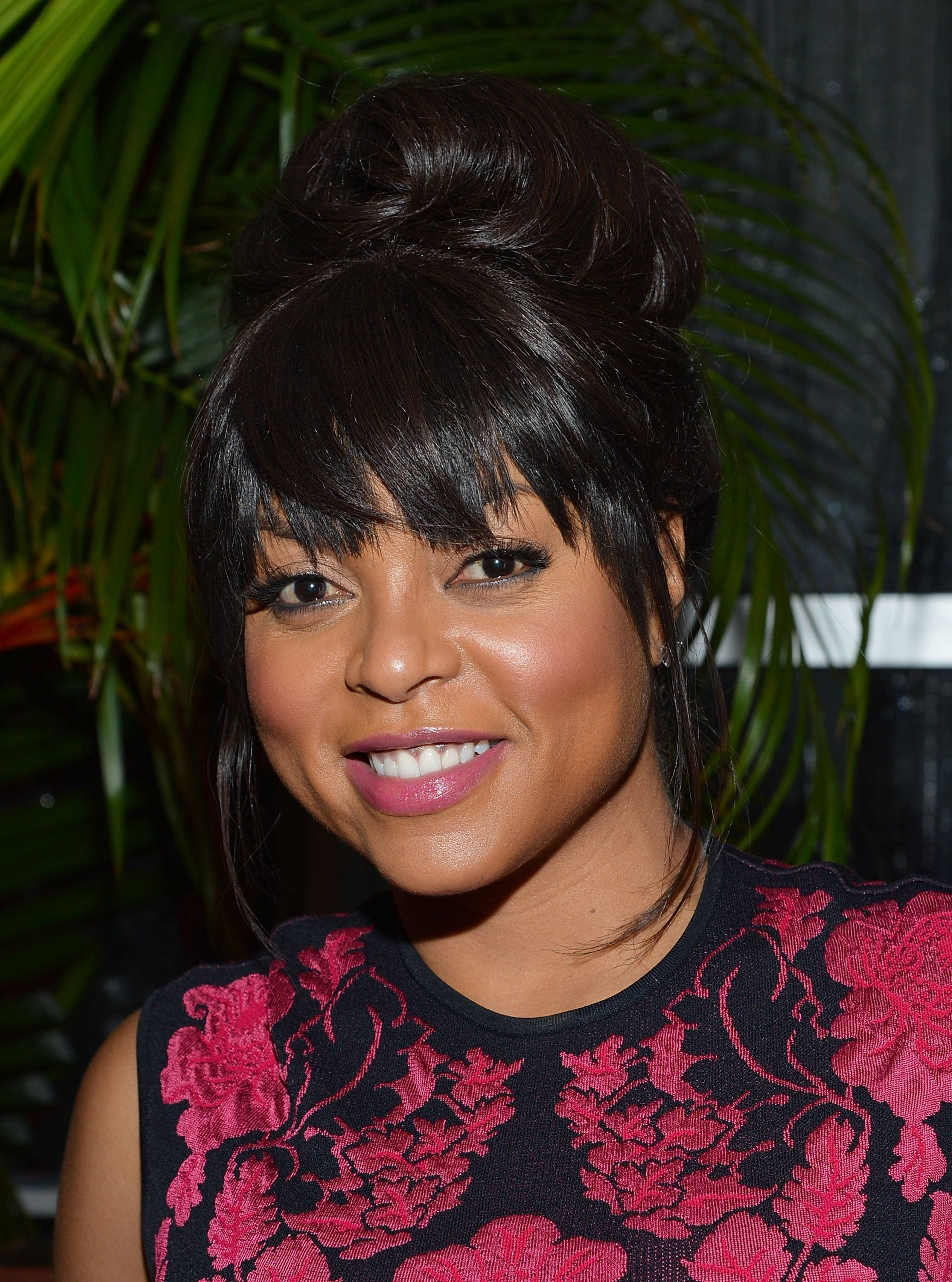 Taraji P. Henson Is A Hair Chameleon Throughout The