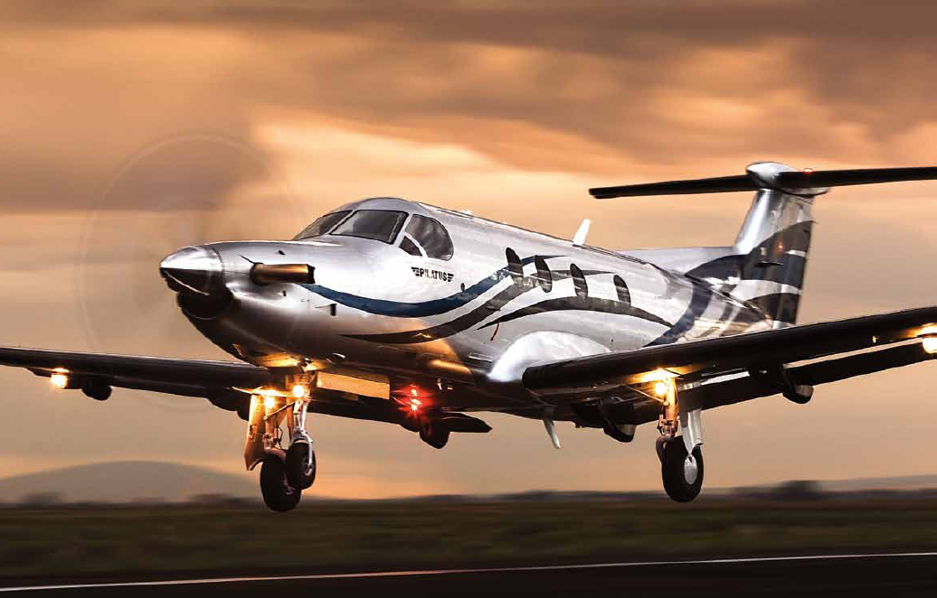 Pilatus Pc 12 Amelia Rose Earharts Choice Of Plane To Fly
