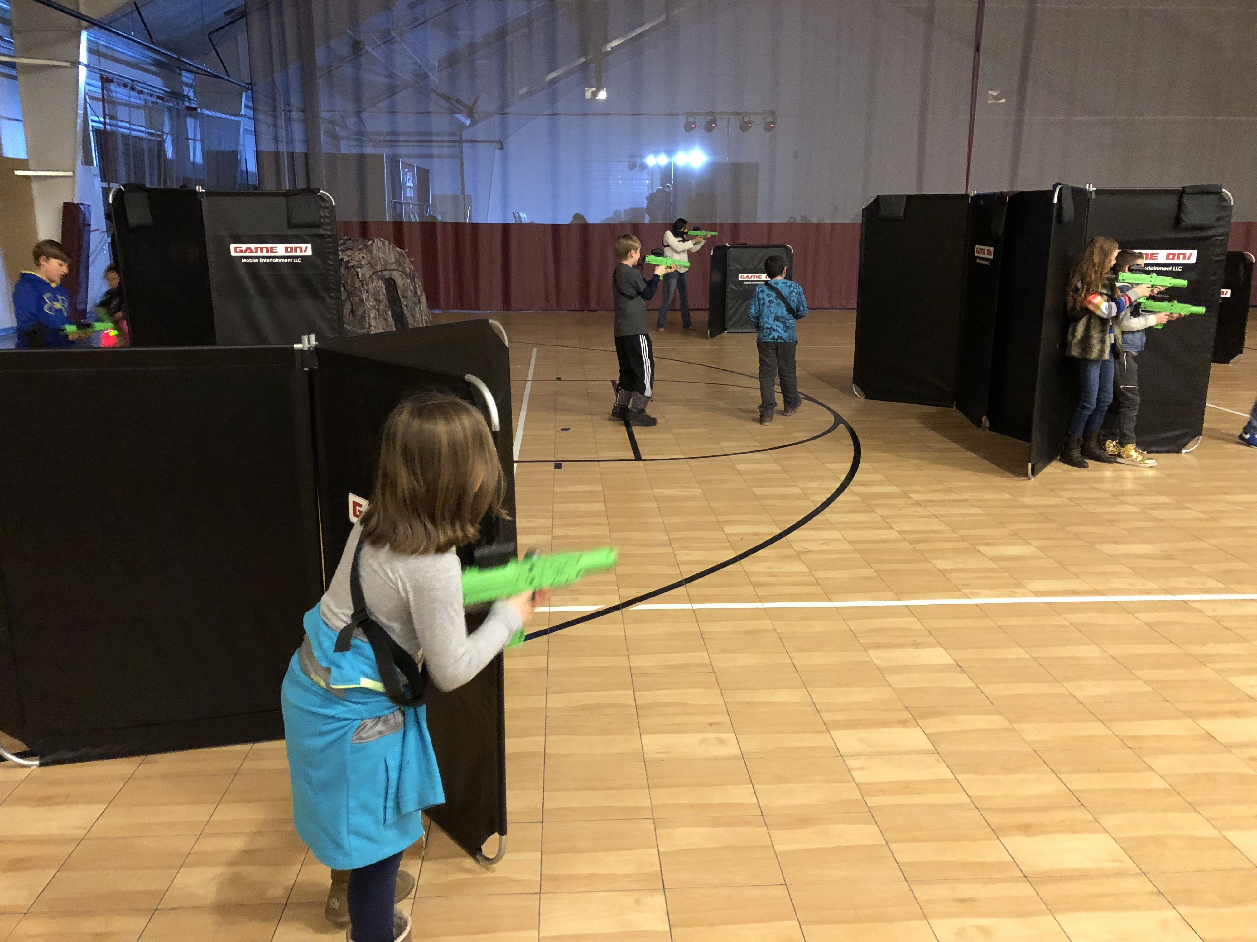 We Just Launched Our New Laser Tag Barriers It Gives You A Whole New Experience With Tactical Laser Tag Book Laser Tag Wit Laser Tag Tri Cities Event Rental