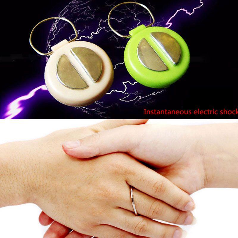 Novelty Gift Electric Shock Pen Toy Utility Gadget Gag Joke Funny Prank Trick PS
