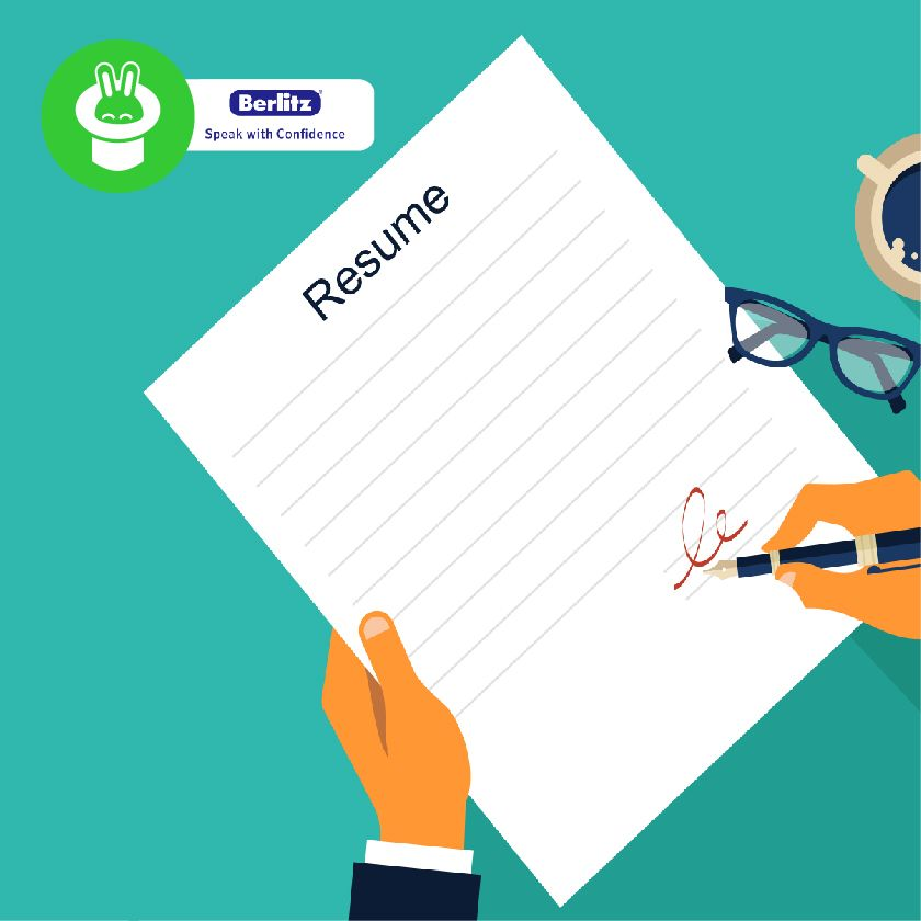 BerlitzTips  Are you looking for your first or a new job? Read the - resume mistakes