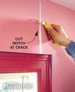 How To Paint Walls: Prepare Interior Walls For Painting   Article: The  Family Handyman