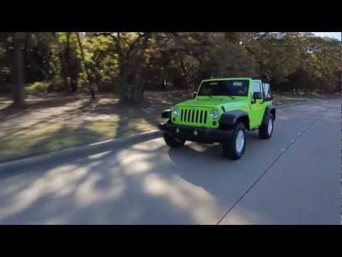 2013 Jeep Wrangler Sport Review & Test Drive by The Car Pro